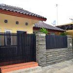 Gambar Pagar Tembok Minimalis Modern