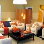 Ide Warna Cat Ruang Tamu