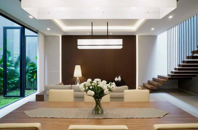 Inspirasi Desain Ruang Tamu Minimalis