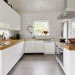 Inspirasi Keramik Lantai Dapur