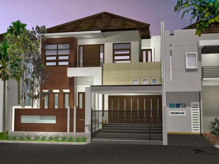 Inspirasi Rumah Minimalis Modern 2 Lantai