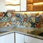 Keramik Dapur Motif Batik