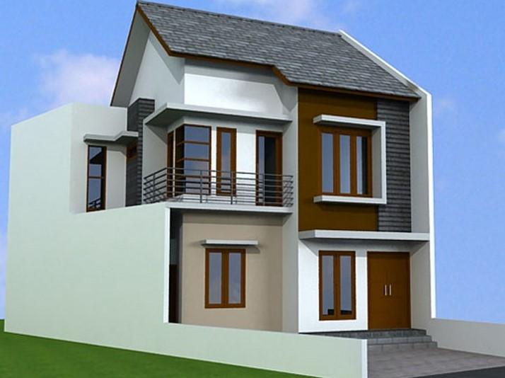 Konsep Rumah Minimalis Modern 2 Lantai