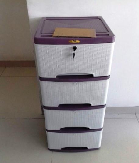 Lemari Plastik Bongkar Pasang Surabaya