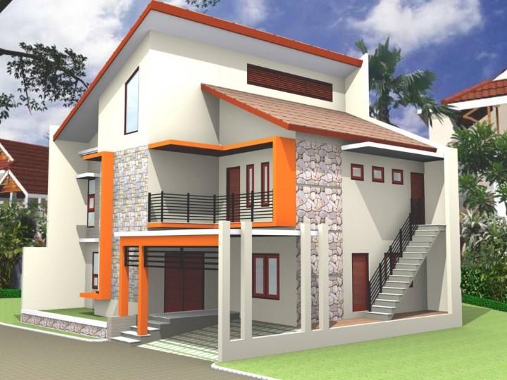 30 Desain Rumah Sederhana Tapi Mewah Terbaru 2020