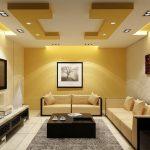 Model Interior Plafon Rumah Minimalis