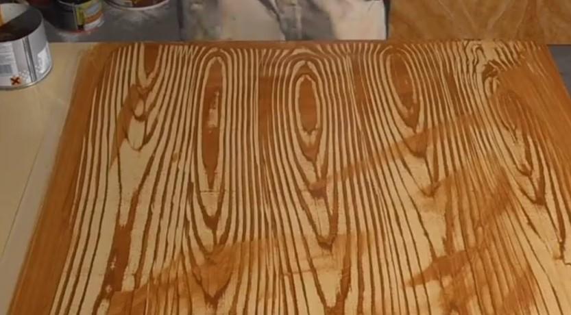 Model Keramik Lantai Motif Urat Kayu