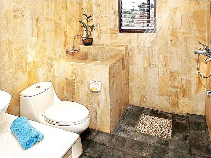 Model Keramik Motif Kayu Untuk Lantai Kamar Mandi