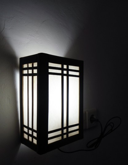 Model Lampu Hias Dinding Antik