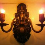 Model Lampu Hias Dinding Kuningan