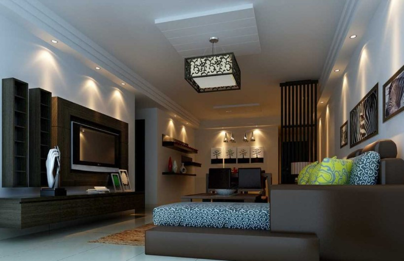 Model Lampu Hias Dinding Minimalis