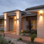 Model Lampu Hias Dinding Teras Rumah