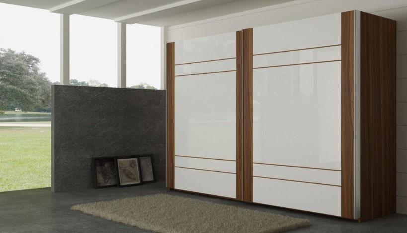 Model Lemari Pakaian 2 Pintu Mewah