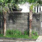 Model Pagar Tembok Untuk Rumah Minimalis