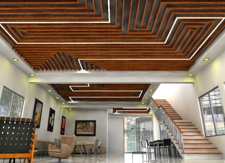Model Plafon Rumah Kayu Minimalis
