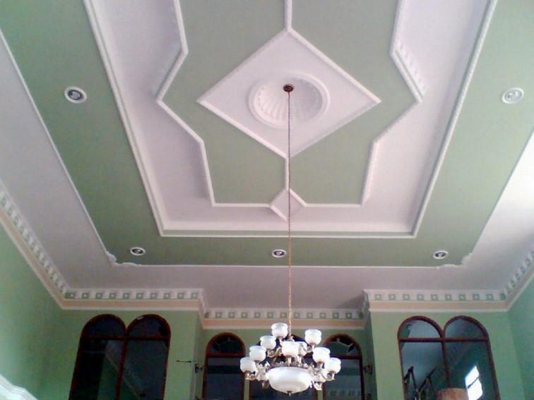 Model Plafon Rumah Mewah