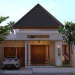Model Rumah Sederhana Tapi Mewah 1 Lantai