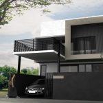 Model Rumah Sederhana Tapi Mewah Lantai 2