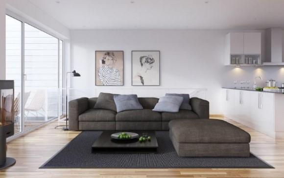 Model Sofa Minimalis Modern Elegan Nan Klasik