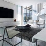 Model Sofa Minimalis Modern Tipis