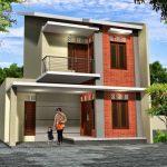 Model Teras Rumah Balkon Minimalis