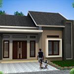 Model Teras Rumah Minimalis Atas