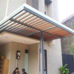 Model Teras Rumah Minimalis Baja Ringan