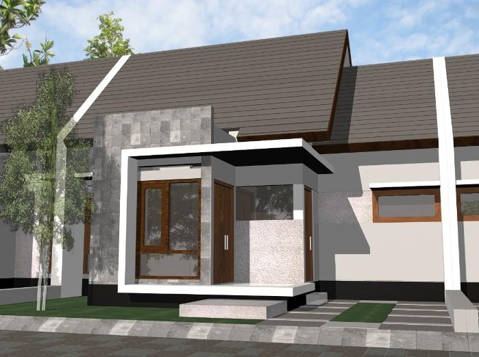 Model Teras Rumah Minimalis Depan Rumah