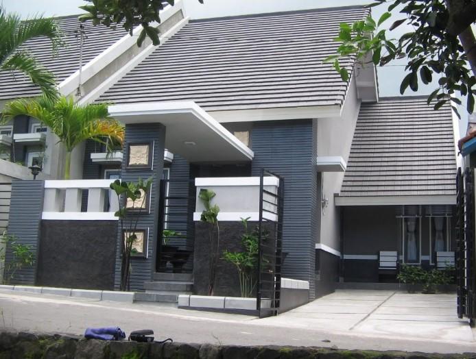 Model Teras Rumah Minimalis Elegan