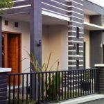Model Teras Rumah Minimalis Lantai 1