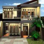 Model Teras Rumah Minimalis Lantai 2