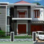 Model Teras Rumah Minimalis Lantai Atas