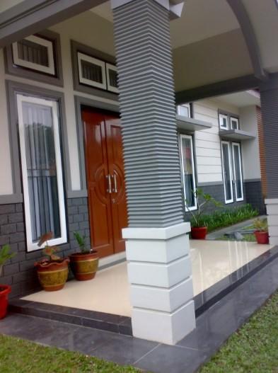 Model Teras Rumah Minimalis Simple