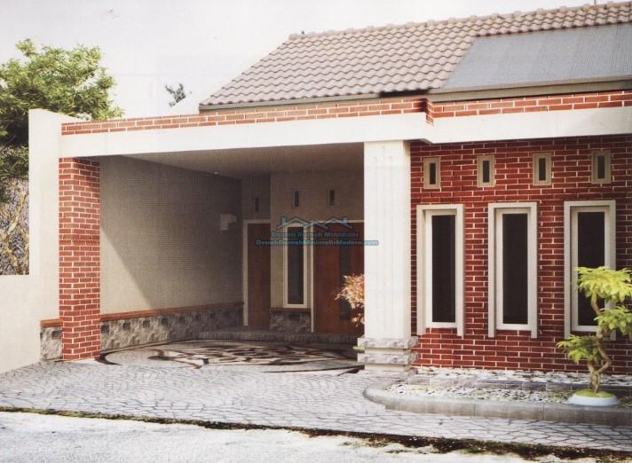Model Teras Rumah Rumah Minimalis Asri