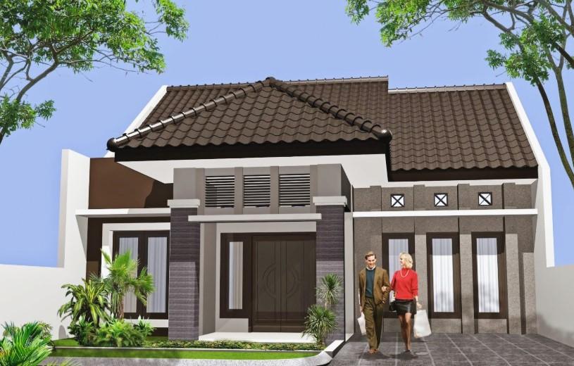 Model Teras Rumah Rumah Minimalis Atap Limas