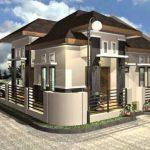 Model Teras Samping Rumah Minimalis