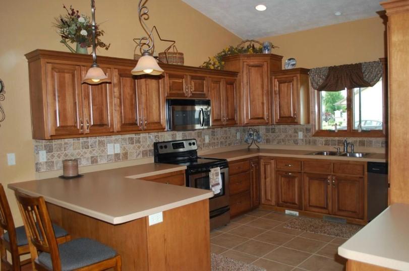 Motif Keramik Lantai Dapur Sederhana