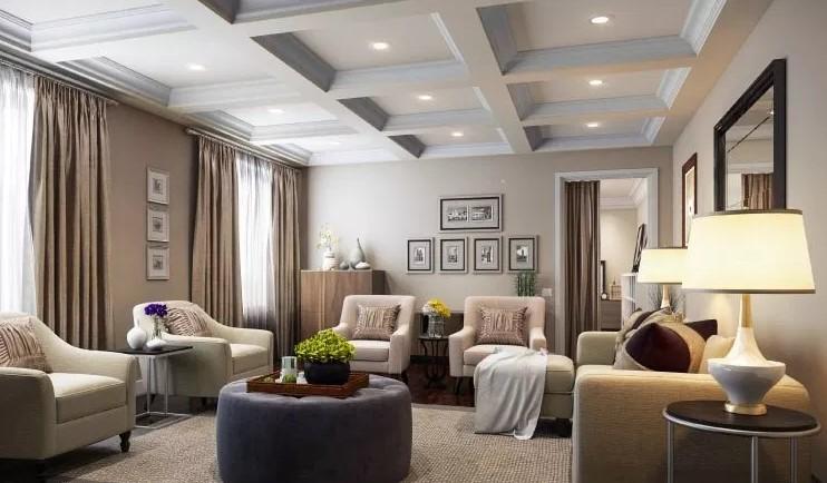 60 Model Plafon Rumah Minimalis Modern Terbaru 2019