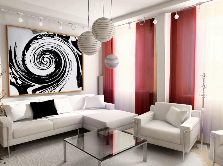Warna Cat Ruang Tamu Cantik