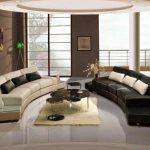 Warna Cat Ruang Tamu Coklat