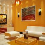 Warna Cat Ruang Tamu Dulux