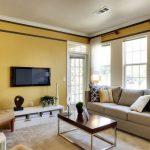 Warna Cat Ruang Tamu Klasik