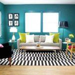 Warna Cat Ruang Tamu Rumah Modern