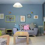 Warna Cat Ruang Tamu Sederhana