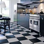 Warna Keramik Lantai Dapur Terbaru