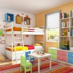 Contoh Desain Kamar Tidur Anak Perempuan