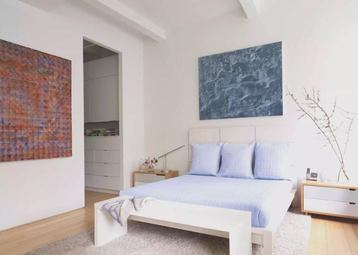 Contoh Desain Kamar Tidur Minimalis Modern