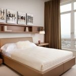Contoh Desain Kamar Tidur Ukuran Kecil