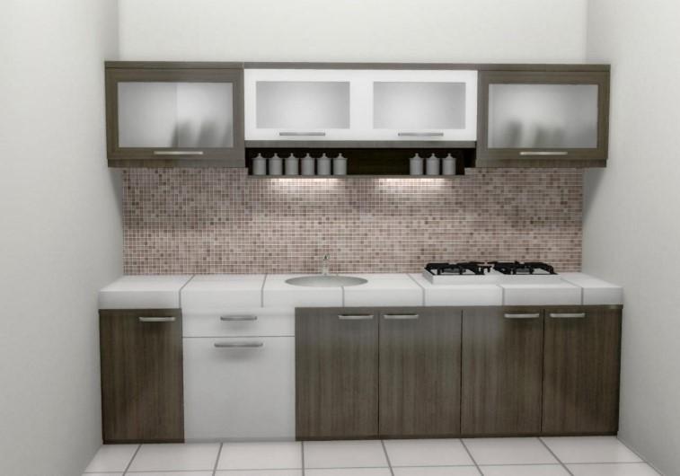 Contoh Desain Kitchen Set Minimalis Modern