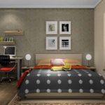 Contoh Interior Kamar Tidur